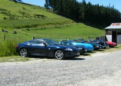Jaguar Club visit Sunday 2