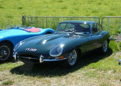 Jaguar Club visit Sunday 3