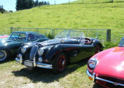 Jaguar Club visit Sunday 4