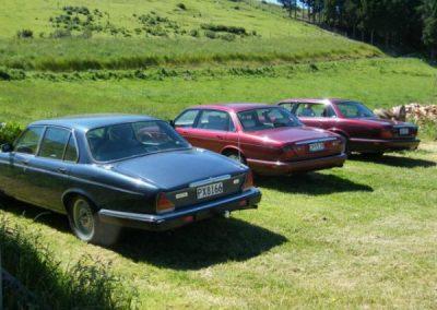 Jaguar Club visit Sunday 5
