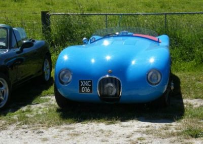 Jaguar Club visit Sunday 7