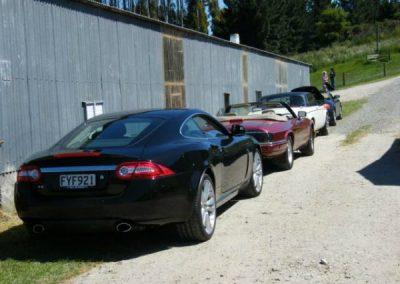 Jaguar Club visit Sunday 9