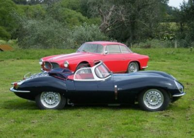 Jaguar D Type – XKSS 10