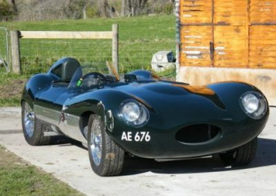 Jaguar D Type – XKSS 11