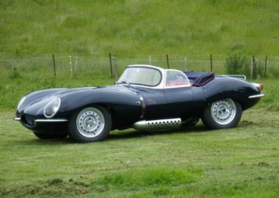 Jaguar D Type – XKSS 28
