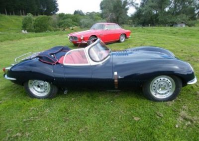 Jaguar D Type – XKSS 29
