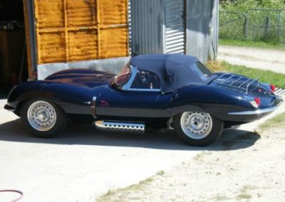 Jaguar D Type – XKSS 7