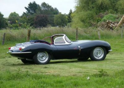 Jaguar D Type – XKSS 8