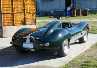 Jaguar D Type – XKSS 9